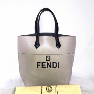 🎭SOLD🎭  〰️CUSTOM〰️ FENDI 'All In' Shopper!!